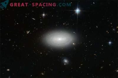 Astronoomid avastasid universumis kõige üksildasema galaktika