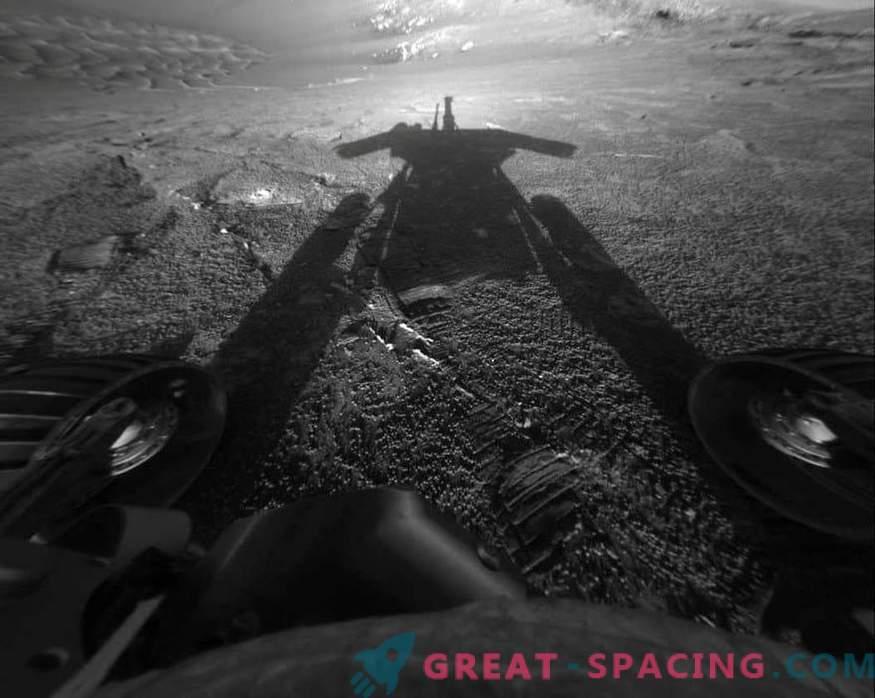 Mis juhtub Marsi surnud Võimaluste üksusega?