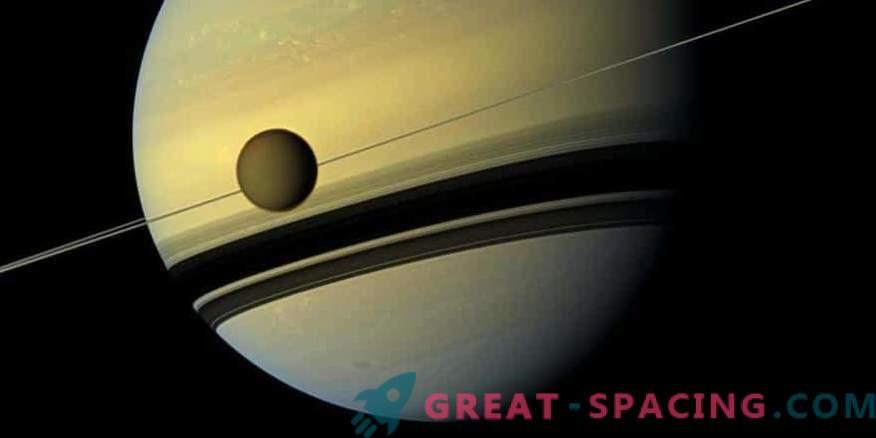 Cassini kukkumise täpne asukoht
