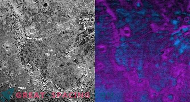 Mis lööb Plutost välja jääd?