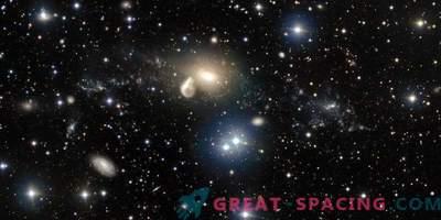 Hubble'i teleskoop leidis kogemata uue galaktika