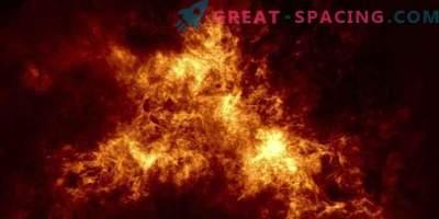 Lähima kääbus galaktika kõige üksikasjalikum raadiojoon