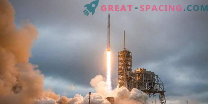 SpaceX kiirendab käivitamist konkurentsivõime suurendamiseks