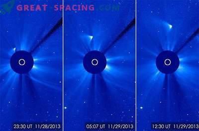 Solar Observatory avab 3000. komeeti.