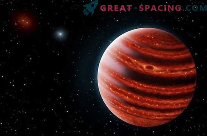 Jupiteri kauge vend