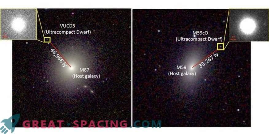 Supermassive mustad augud väikestes galaktikates