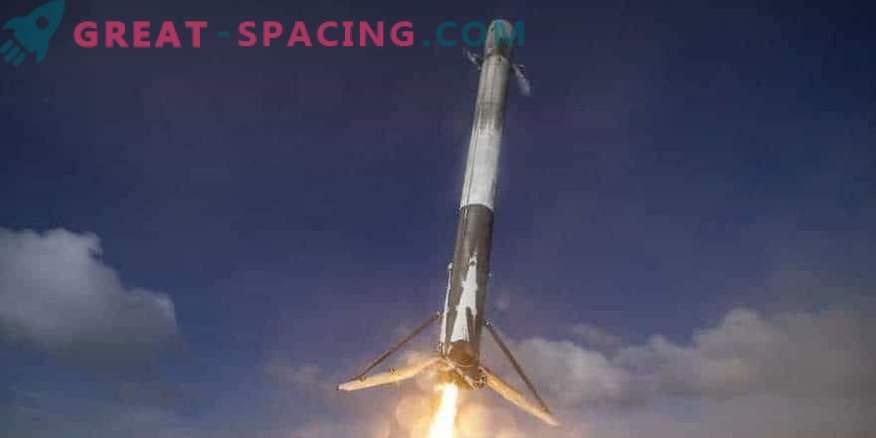 SpaceX lõpetab aasta viimaste satelliitide käivitamisega
