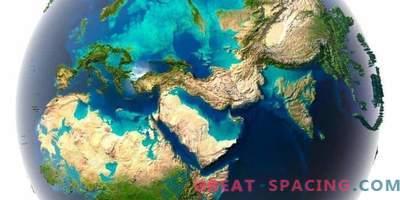 Ookeani ülepakkumine: elamiskõlblikud planeedid vajavad maad