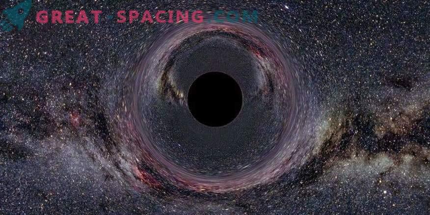 Simulatsioon tuhandete mustade aukude jaoks