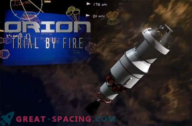 NASA uusim kosmoselaev pannakse katse jaoks orbiidile