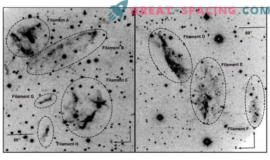 Teadlased peavad G109.1-1.0 supernova kinemaatikat