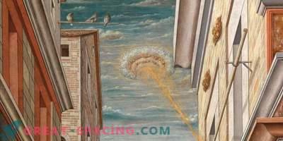 Ufoloogid usuvad, et need 12 iidset maalid näitavad maaväliseid olendeid