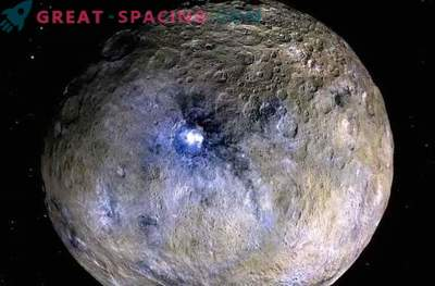 Kas Dawn külastab asteroidivöö kolmandat objekti?