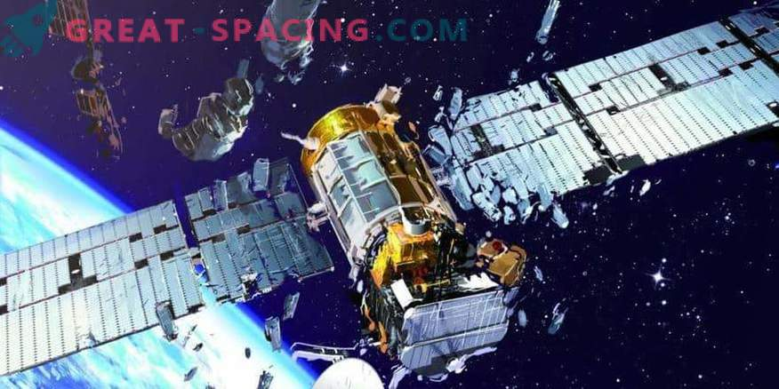 Magnetiline puksiir surnud satelliitidele