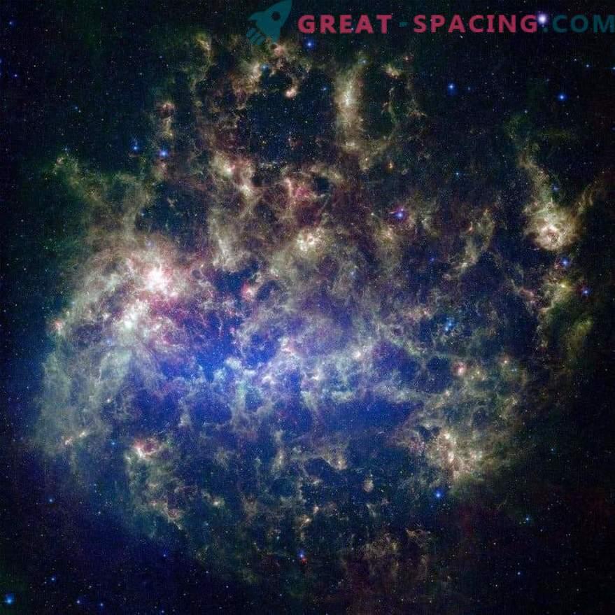 Galaktiline kokkupõrge võib päikesesüsteemi nihutada