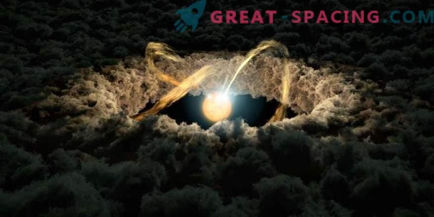 Barren protoplanetaarsed kettad: kus on materjal, mis peidab planeedid?