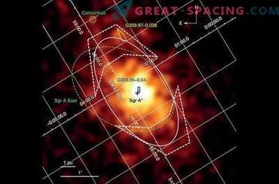 Astronoomid on mustade aukude ümber avastanud tohutu tähtede kalmistu.