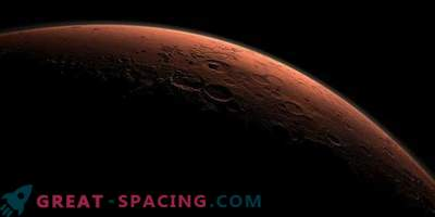 Eberswalde Marsi kraater 3D-s