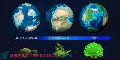 Земята ще помогне да се намери растителност на други планети