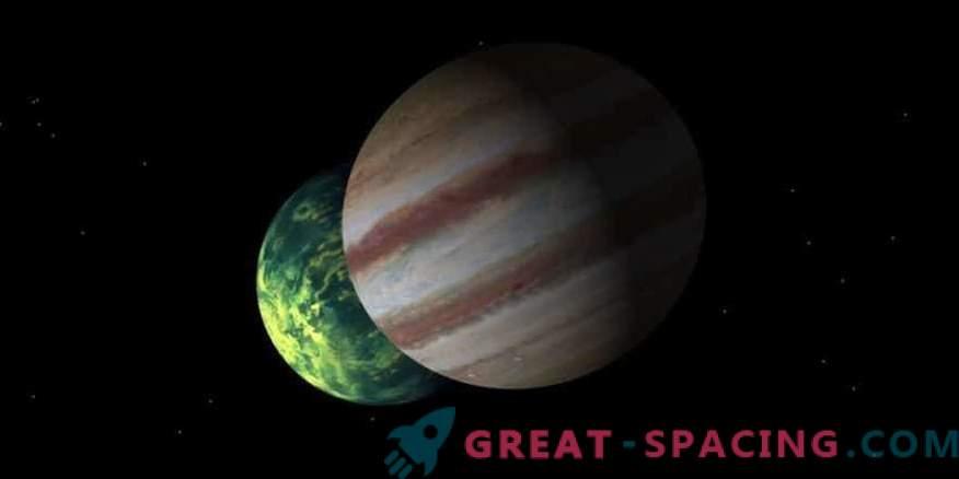 Gaasi hiiglased arenevate tähtede ümber