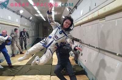 Sarah Brightman ei sõida ISS-ile