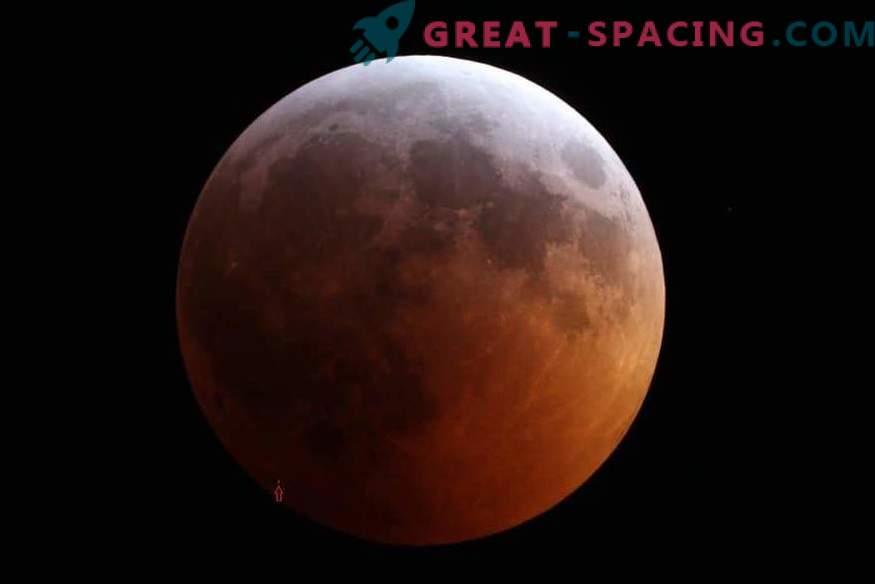Meteoriit kukkus verine kuu