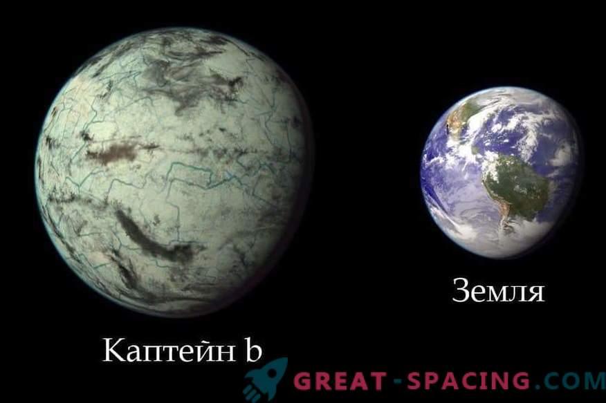 Kapteyn exoplanet b tunnistatakse elavaks 80% tõenäosusega