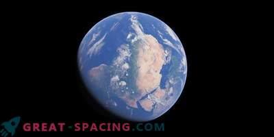 Mis siis, kui Maa telg on kallutatud 90 kraadi?