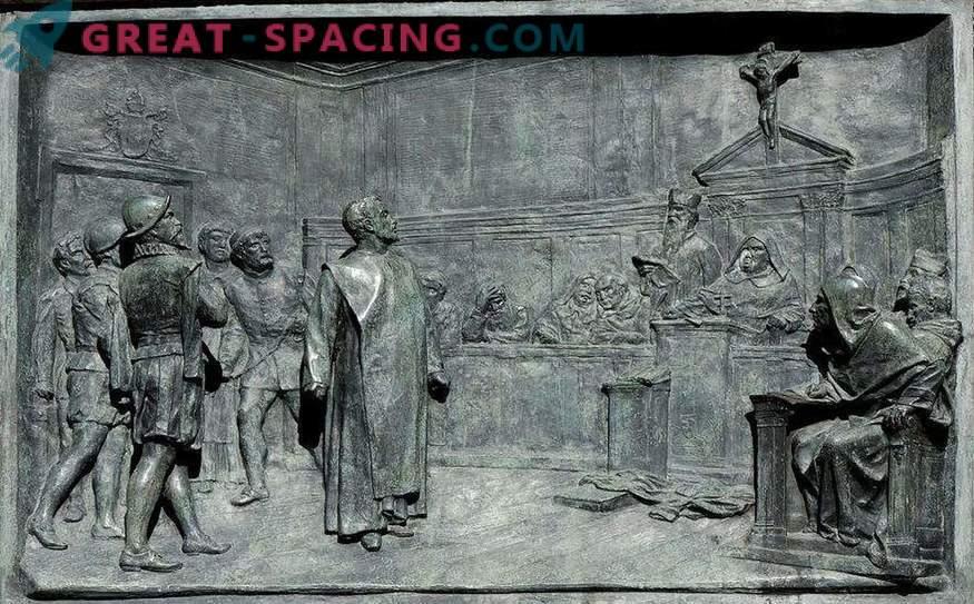 Giordano Bruno - munk, kes näitas universumi saladusi