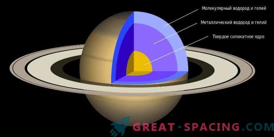 Saturni rõngad võivad olla nooremad kui dinosaurused
