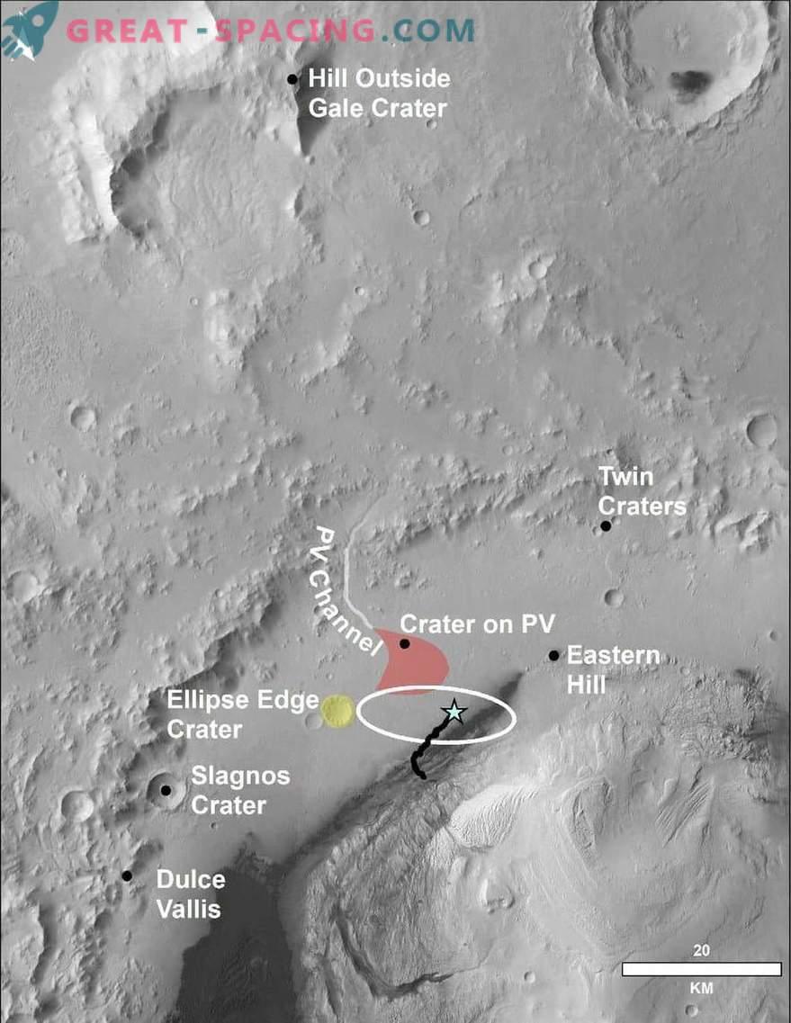 Marsi sõitja väljavaade