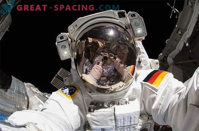 Astronaudid tööl: astronaudid tegid hämmastavaid fotosid