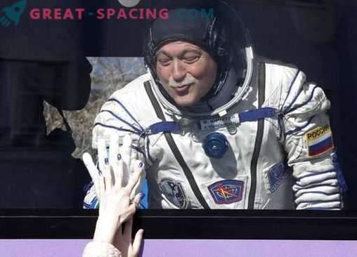 Liidu kapten, mille astronaudid on käivitatud ISS-is