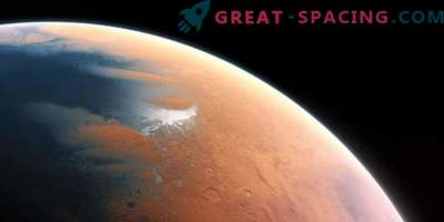 Meteoriidid näitavad Marsi kliima ajalugu