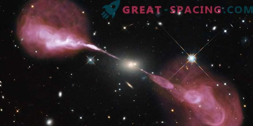Astronoomid esitavad kõige kaugemat raadio galaktikat