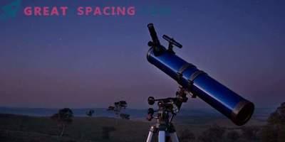 Avasta universumi ilu uue teleskoobiga