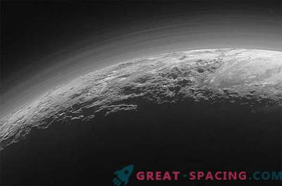Kosmoselaev New Horizons saatis foto uduneest