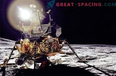 Apollo - 14 maandumine kuu. Unustatud fotod