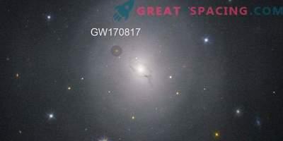 Gravitatsioonilised lained mõõdavad Universumit