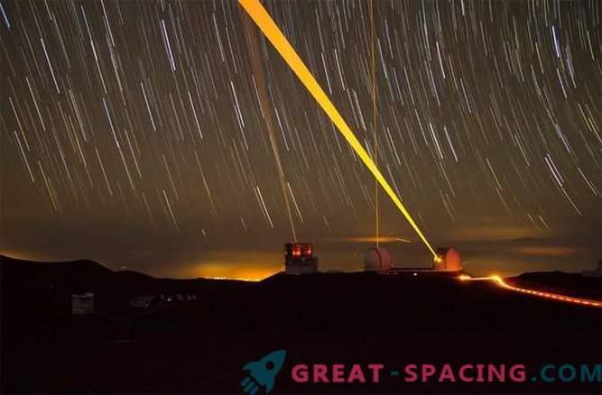 Kecki observatooriumi kõige eredamad fotod: algus