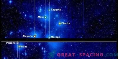 Kepler märgib muutusi Pleiadides