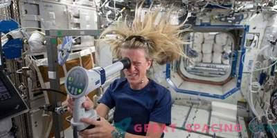 Miks astronauti nägemine halveneb?