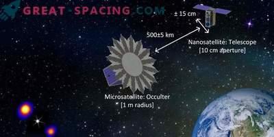 Kunstlik varjund eksoplanetide kuvamiseks