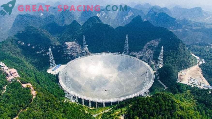 4 ebatavalist fakti Hiina projekti kohta, mille eesmärk on otsida maavälist elu