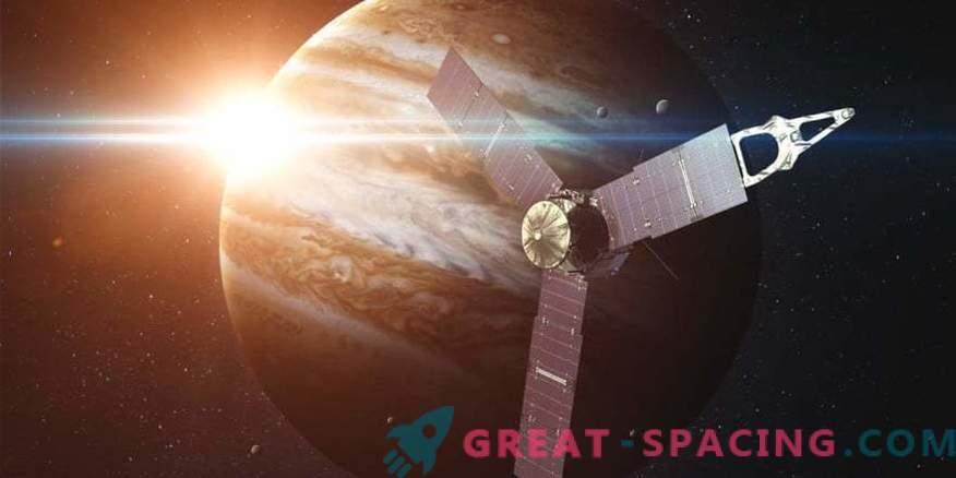 Le télescope Subaru élargit les découvertes de Juno