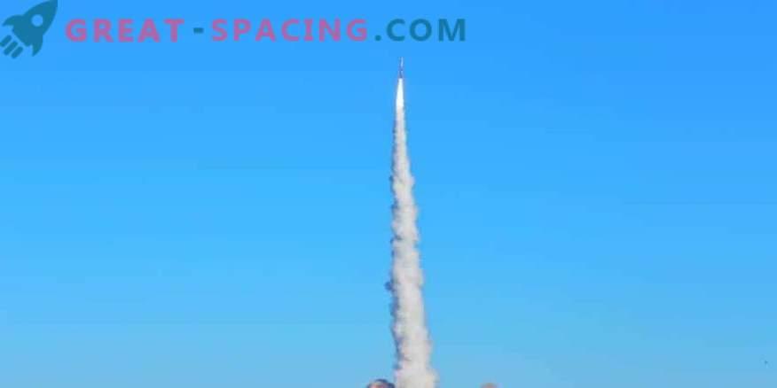 Hiina erasektori raketi ebaõnnestunud käivitamine