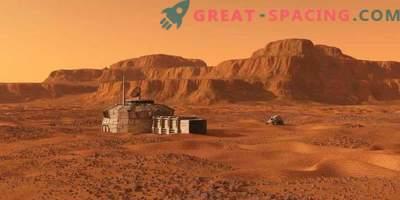 Hubased mini-majad Marsi uurijatele
