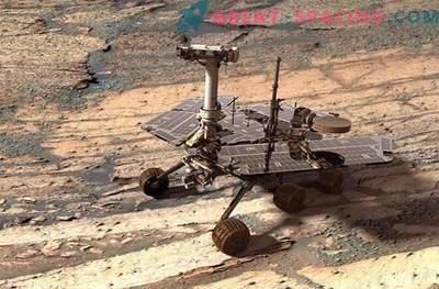 12 aastat Marsil: 5 juhtivat avastust Opportunity roverist