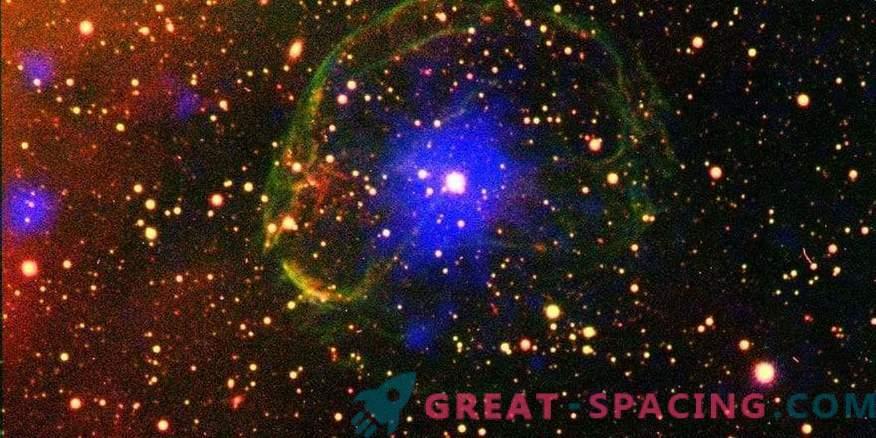 ESA seadistage kella kaugele pulsarile