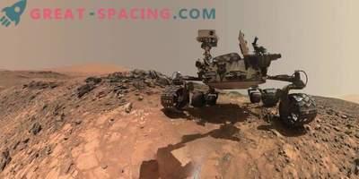 NASA-s aktiveerige 45-päevane ajavahemik, et taastada roveriga suhtlemine